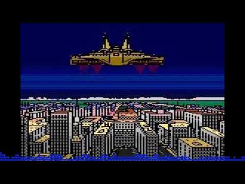 Alternate Reality: The City - intro para computadoras Atari 8-bits