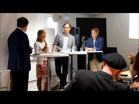 Seminarie i Almedalen 2017 del 3