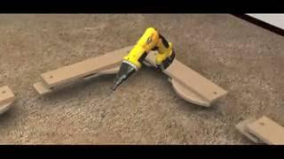 Rosco Subfloor Installation