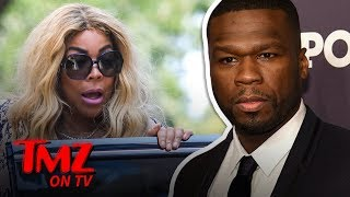 Wendy Williams Got Past 50 Cent's Party Ban, Took Pic with Snoop   TMZ TV
