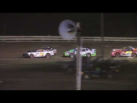 Hummingbird Speedway (8-7-21): Sunny 106.5 FM Pure Stock Feature - dirt track racing video image