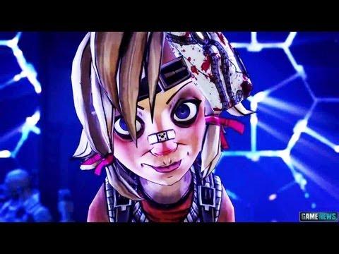 Borderlands 2 - Krieg the Psycho - Hellborn/Mania Skill Tree