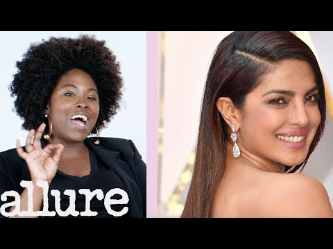 Priyanka Chopra's Hairstylist Breaks Down Her Best Looks | Pretty Detailed | Allure