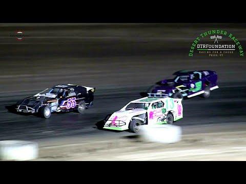 Desert Thunder Raceway 305 Modified Main Event 6/26/21 - dirt track racing video image