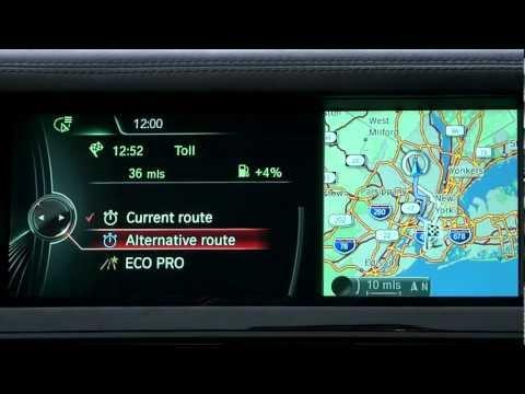 750i Navigation ECO PRO