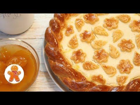 Пирог Сметанник ✧ Очень Вкусный Пирог с Нежной Начинкой