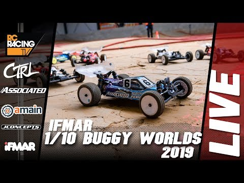 IFMAR 1/10th Electric 2WD Off Road Worlds - Monday Qualifying - UCOCYFcLVrbXxGtO0aiMGVbQ