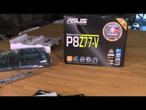 Asus P8Z77-V design and Feature Review - UC_Lq4f-f1WL6dTG7ZCUnPIQ
