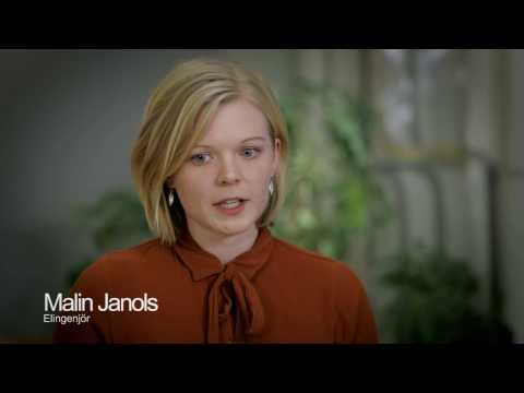 Malin Janols, Elingenjör, Umeå Energi
