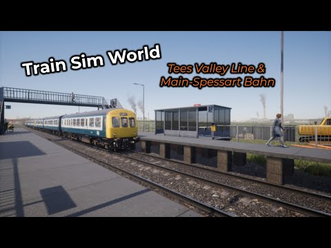 Train Sim World -- Livestream 31/08/2019