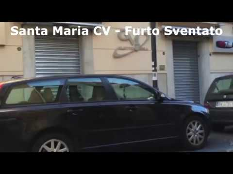 Furto sventato in negozio di telefonia a Santa Maria Capua Vetere