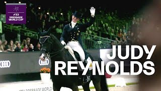 Judy Reynold & JP get ready for the Dressage final in Gothenburg | Rider in Focus