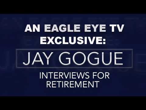 Auburn University President Jay Gogue finishes his time time at Auburn with a first. For the first time in his life, he interviewed for a job; the job of retirement. In an interview with Eagle Eye Reporter, Katherine Neil, he shares his final words to students.