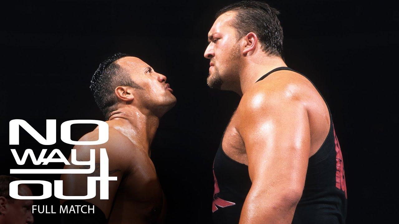 FULL MATCH – The Rock vs. Big Show: WWE No Way Out 2000