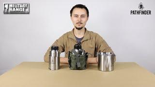 video - Představení outdoorového nádobí PATHFINDER