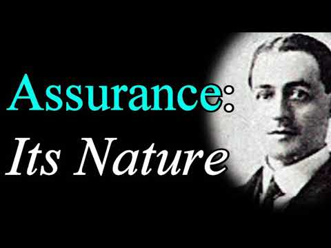 Assurance of Salvation:  Its Nature - A. W. Pink / Studies in the Scriptures / Christian Audio Books