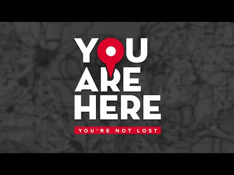 You Are Here  John Gray