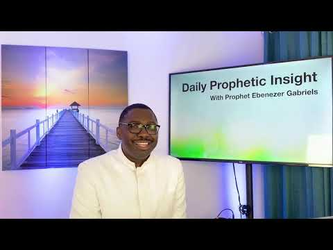 Prophetic Insight Apr 5th, 2021