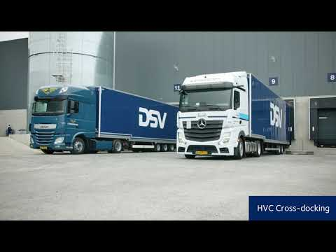 DSV Air & Sea Eindhoven: Your Breeam Outstanding certified technology warehouse