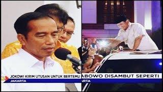 Jokowi Kirim Utusan untuk Bertemu Prabowo | Prabowo Disambut Bak Presiden - LIP 19/04