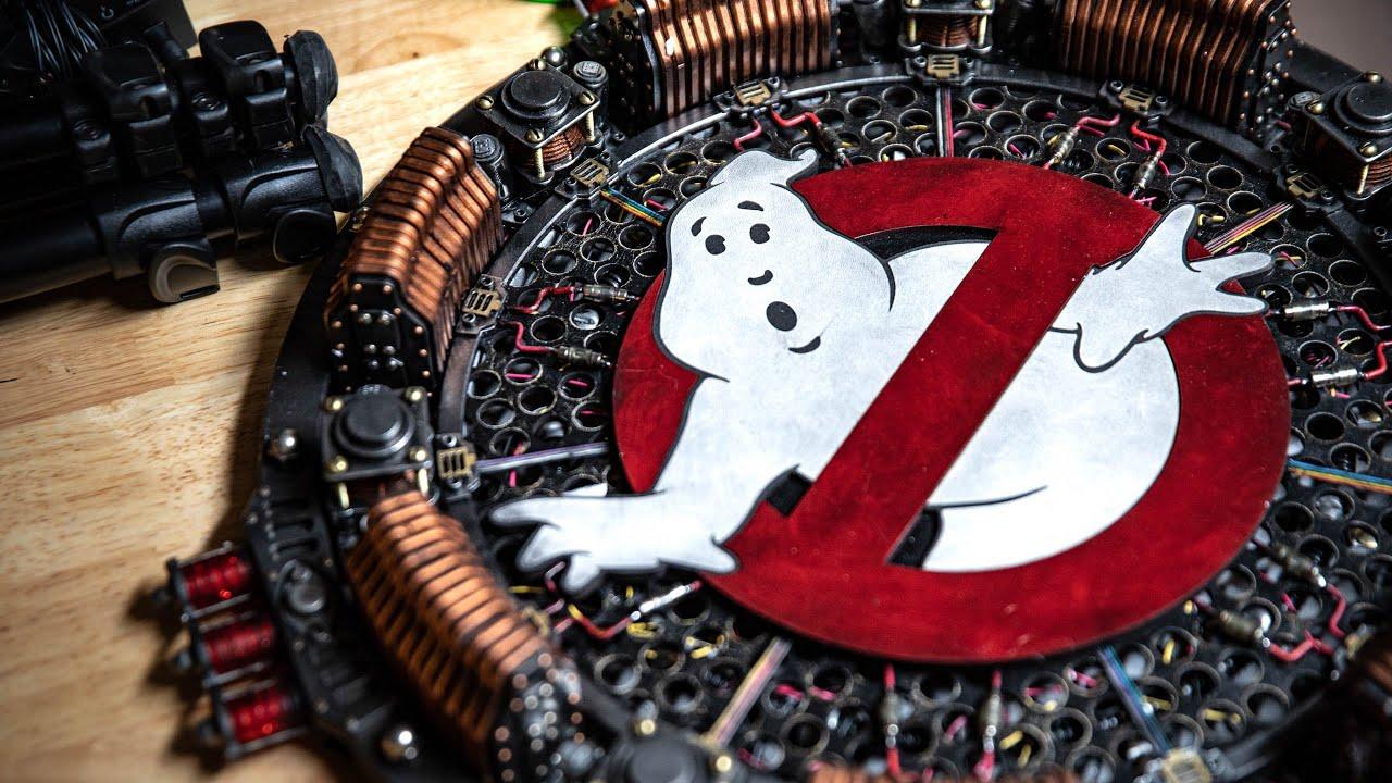 Adam Savage's Ghostbusters Prop Department Gift!