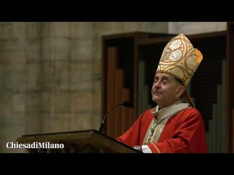 Milano 10 giugno 2021 In Duomo il suffragio per preti e consacrati defunti - omelia di Mons. Delpini