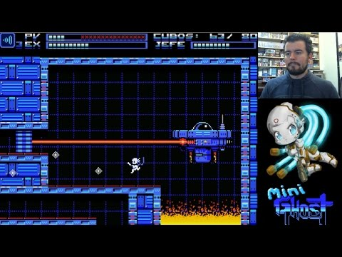 MINI GHOST (PC) - Un pequeño Metroidvania de mucha calidad || Gameplay en Español