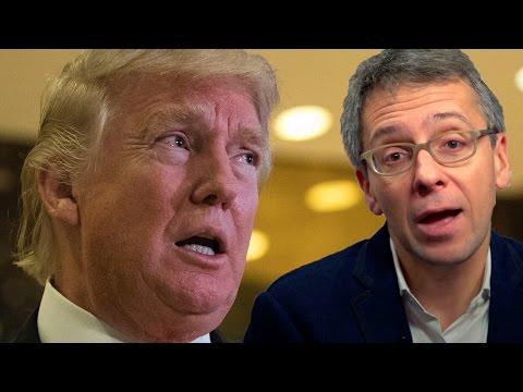 Ian Bremmer: Trump will never be presidential