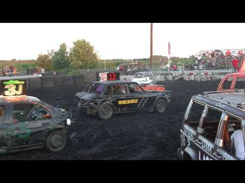 2018 PRO COMPACT DEMOLITION DERBY