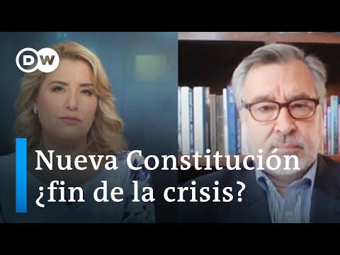 """""""Chile debe relegitimar su sistema político"""" ."""