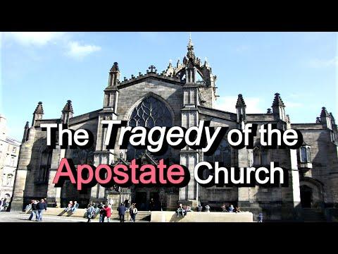 The Tragedy of the Apostate Church - Paul Gibson Sermon