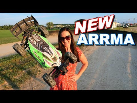 BEST Budget 1/8th Buggy - NEW Arrma RC Car! - TheRcSaylors - UCYWhRC3xtD_acDIZdr53huA