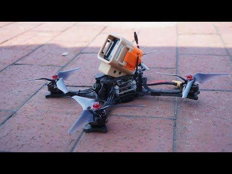 Emax Hawk 5 Insane Drone Take off LOS Maiden Flight Testing - UCsFctXdFnbeoKpLefdEloEQ