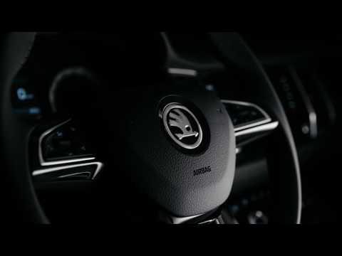 KODIAQ interior teaser