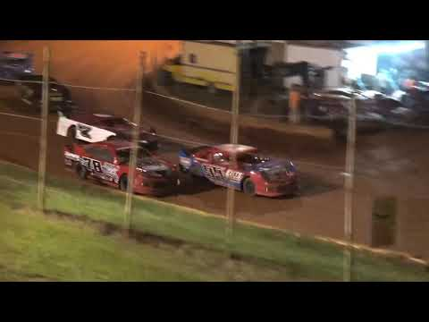 Modified Street at Winder Barrow Speedway October 9th 2021 - dirt track racing video image
