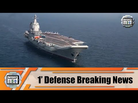 Type 001A Shandong Chinese-made aircraft carrier review analysis conducts sea trials May 2020