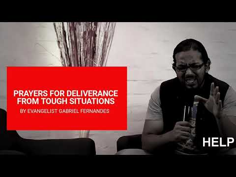 PRAYERS FOR DELIVERANCE FROM TOUGH SITUATIONS, Daily Promise and Powerful Prayer