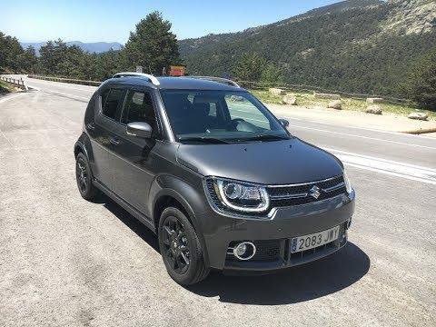 Suzuki Ignis - Prueba Portalcoches