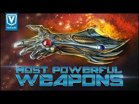 The 10 Most Powerful Weapons In Comics! - UC4kjDjhexSVuC8JWk4ZanFw