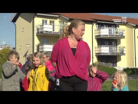 Kungälv - Här invigs fågelholkarna i Bäckparken
