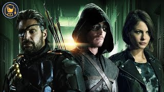 5 Characters Arrow Should Bring Back In Its Final Season