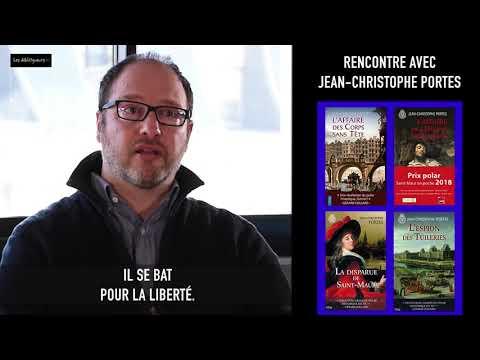 Vidéo de Jean-Christophe Portes