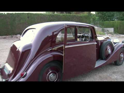 Coche Rolls Royce 25-30 Coupe 1936.mpg