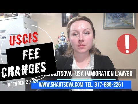 USCIS FEE CHANGES 2020: Waiver Naturalization and Removal Fees Increase NYC Immigration Lawyer
