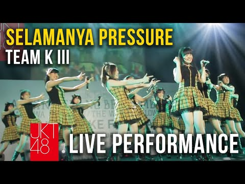 Selamanya Pressure (Live)