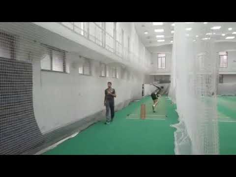 Bowlers Practice Session For World Cup