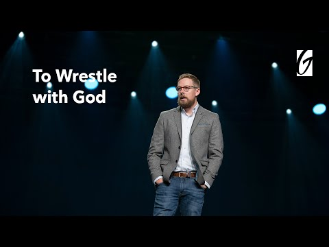 Josh Morris  To Wrestle With God  Stand Alone