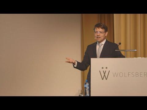 Mobilität der Zukunft: Digital und elektrisch – Referat Robert Horndasch, Partner bei BearingPoint