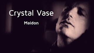 Crystal Vase - maidon , Pop