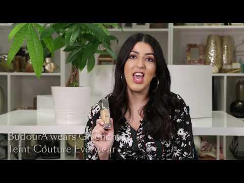 debenhams.com & Debenhams Voucher Code video: Good for skin foundations: Givenchy's Teint Couture Everwear